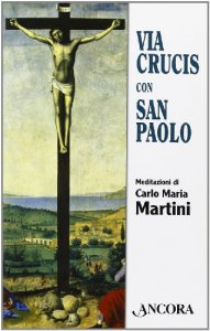 Copertina di 'Via crucis con San Paolo'