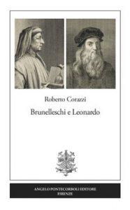 Copertina di 'Brunelleschi e Leonardo'