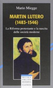 Copertina di 'Martin Lutero (1483-1546)'
