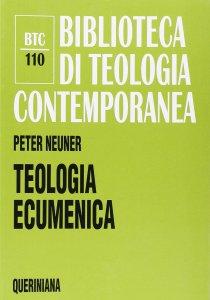 Copertina di 'Teologia ecumenica'