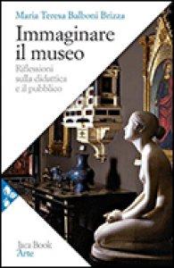 Copertina di 'Immaginare il museo'