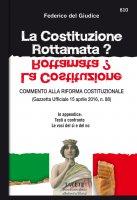 La Costituzione Rottamata? - Federico del Giudice