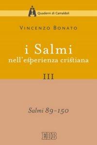 Copertina di 'I Salmi nell'esperienza cristiana. III'