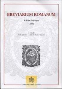Copertina di 'Breviarium romanum (rist. anast. 1568)'