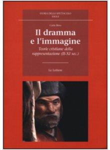 Copertina di 'Il dramma e l'immagine'