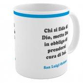 """SpiriTazza """"Chi si fida di Dio..."""" (San Luigi Orione) - San Luigi Orione"""