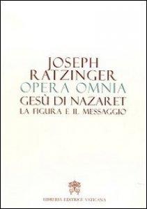 Copertina di 'Gesù di Nazaret. La figura e il messaggio'