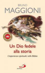 Copertina di 'Un dio fedele alla storia'