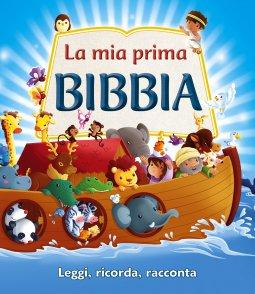 Copertina di 'La mia prima Bibbia'