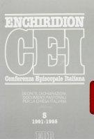Enchiridion CEI. Decreti, dichiarazioni, documenti pastorali per la Chiesa italiana (1991-1995) [vol_5]