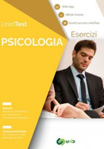 Copertina di 'Eserciziario commentato per il test di ammissione a Psicologia. Con ebook. Con Contenuto digitale per accesso on line'
