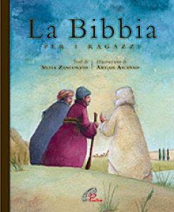 Copertina di 'La Bibbia per i ragazzi'
