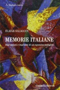 Copertina di 'Memorie italiane'