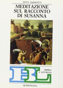 Copertina di 'Meditazione sul racconto di Susanna'