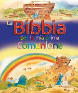 Copertina di 'La Bibbia per la mia prima Comunione'