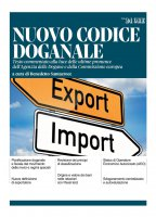 NUOVO CODICE DOGANALE - Benedetto Santacroce