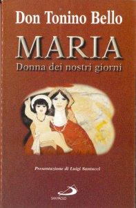 Copertina di 'Maria donna dei nostri giorni'