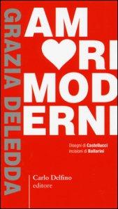 Copertina di 'Amori moderni'