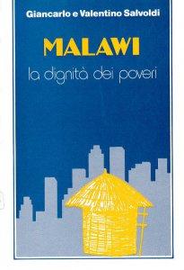 Copertina di 'Malawi. La dignità dei poveri'