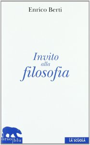 Copertina di 'Invito alla filosofia'