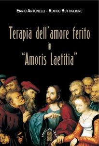Copertina di 'Terapia dell'amore ferito in «Amoris laetitia»'