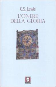 Copertina di 'L'onere della gloria'