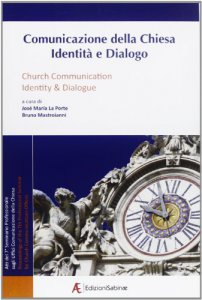 Copertina di 'Comunicazione della Chiesa: Identità e dialogo'