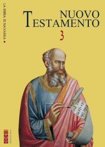 Copertina di 'Bibbia di Navarra vol.3. Nuovo Testamento'