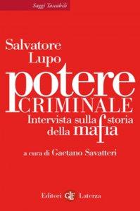 Copertina di 'Potere criminale'