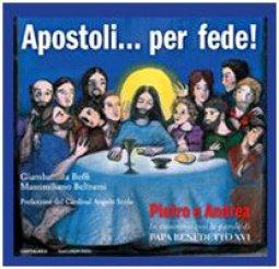 Copertina di 'Apostoli... per fede!'