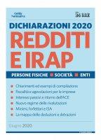 Dichiarazioni 2020 Redditi e IRAP - Aa.vv.