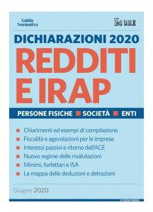 Copertina di 'Dichiarazioni 2020 Redditi e IRAP'