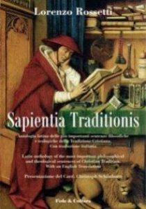 Copertina di 'Sapientia traditionis'