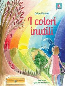 Copertina di 'I colori inutili'