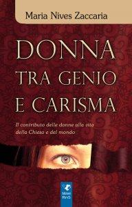 Copertina di 'Donna tra genio e carisma'