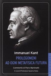Copertina di 'Prolegomeni ad ogni metafisica futura.'