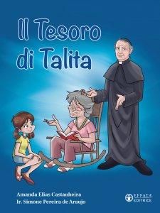 Copertina di 'Il tesoro di Talita'