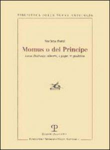Copertina di 'Momus o Del principe. Leon Battista Alberti, i papi, il giubileo'