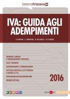 Iva: Guida agli adempimenti 2016 - Dario Di Emidio,  Claudio Sabbatini,  Nicola Dell'Isola,  Gioachino Pantoni
