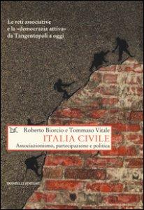 Copertina di 'Italia civile. Associazionismo, partecipazione e politica'