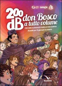 Copertina di '200db don Bosco a tutto volume'