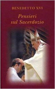 Copertina di 'Pensieri sul sacerdozio'