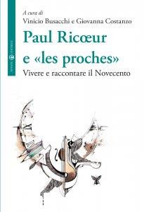 Copertina di 'Paul Ricoeur e «les proches»'