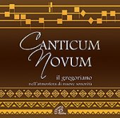 CANTICUM NOVUM. Coro Gregoriano Mediæ Ætatis Sodalicium. CD - Enzo Barabas
