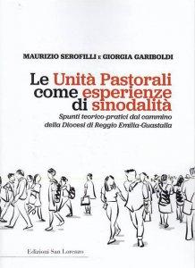 Copertina di 'Le unità pastorali come esperienze di sinodalità'