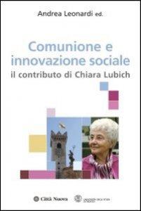 Copertina di 'Comunione e innovazione sociale'