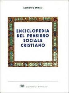 Copertina di 'Enciclopedia del pensiero sociale cristiano'