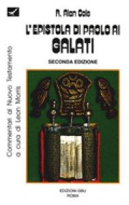 Copertina di 'Epistola di Paolo ai galati. Introduzione e commentario'