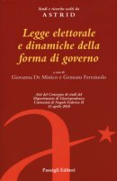 Legge elettorale e dinamiche della forma di governo