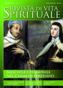 Copertina di 'Rivista di Vita Spirituale n. 2/2014. Maschile e femminile nel Carmelo teresiano'